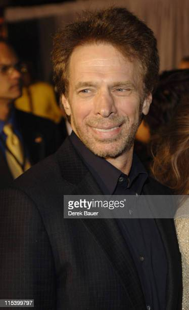 """Jerry Bruckheimer, producer during Walt Disney Pictures and Jerry Bruckheimer Films' Premiere """"Glory Road"""" at Pantages Theatre in Hollywood,..."""