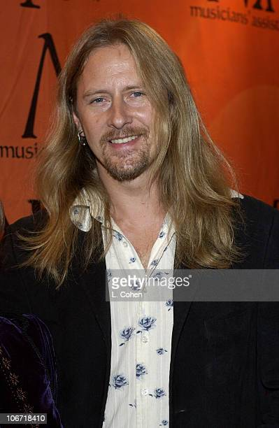 Jerry Cantrell during 4th Annual MAP Awards Musician's Assistance Program Fundraiser and Benefit Performance at Beverly Hills Hotel in Beverly Hills...