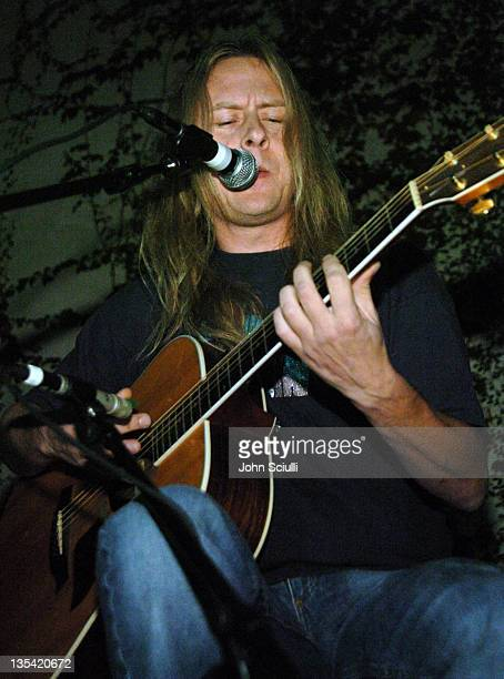 Jerry Cantrell during Falcon Restaurant and Blender Magazine Host Homeless Health Care Benefit Los Angeles at Falcon Restaurant in Los Angeles...