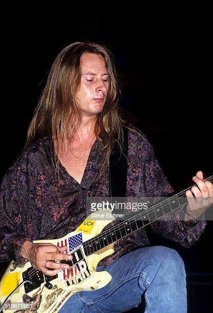 Jerry Cantrell of Alice in Chains at Lollapalooza Waterloo New Jersey July 13 1993