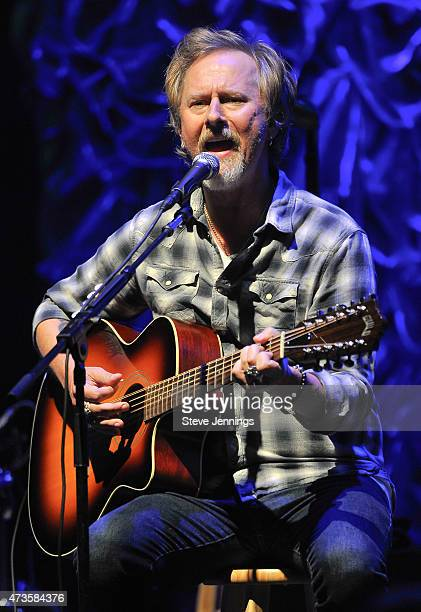 Jerry Cantrell of Alice In Chains performs at the 2nd Annual Acoustic4ACure Benefit Concert at The Masonic Auditorium on May 15 2015 in San Francisco...
