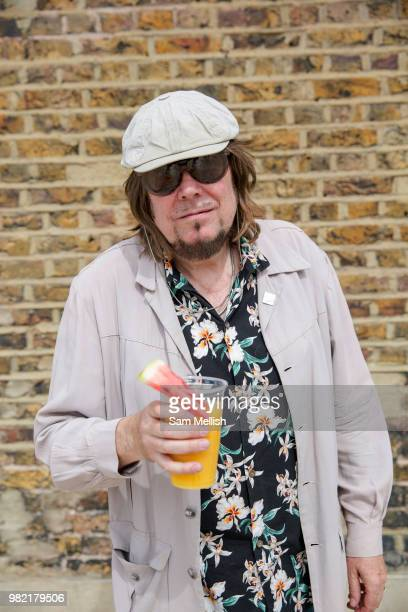 Jerry Dammers founder keyboard player and primary songwriter of ska revival band The Specials during the Windrush70 celebration on the 23rd June 2018...