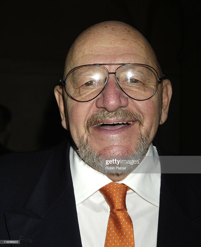 Jerry della Femina during Brooklyn College 2005 Dinner and Awards Gala Honoring Alumni Michael Lynne at Gotham Hall in New York, New York, United States.