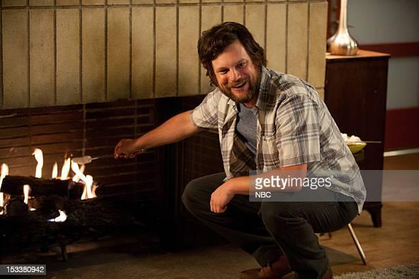 """Jerry Duty"""" Episode 204 -- Pictured: Luka Jones as Scott --"""