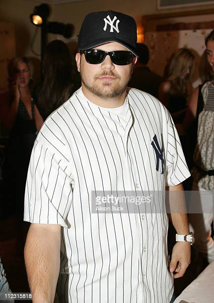 Jerry Ferrara at Ray Ban during Luxottica Luxury Eyewear Suite at the HBO Luxury Lounge - Day 1 at The Peninsula Hotel in Beverly Hills, California,...