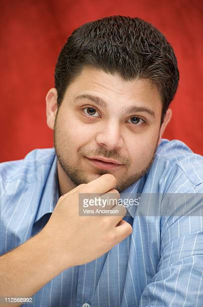 Jerry Ferrara at the Entourage Press Conference at the Four Seasons Hotel on July 9 2009 in Beverly Hills California