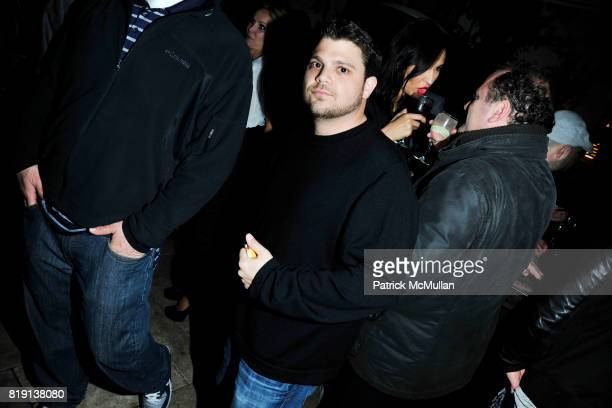 Jerry Ferrara attend NICOLAS BERGGRUEN's 2010 Annual Party at the Chateau Marmont on March 3 2010 in West Hollywood California