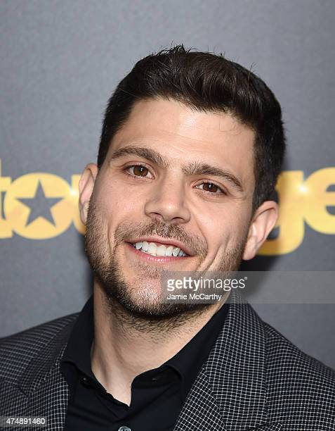 """Jerry Ferrara attends the """"Entourage"""" New York Premiere at Paris Theater on May 27, 2015 in New York City."""