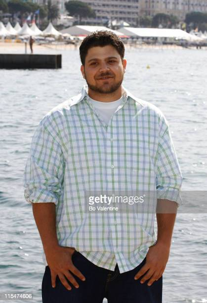 """Jerry Ferrara during 2007 Cannes Film Festival - """"Entourage"""" Photocall at Majestic Pier in Cannes, France."""