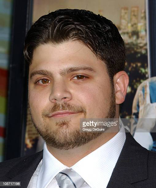 Jerry Ferrara during Entourage Season Two Los Angeles Premiere at El Capitan Theatre in Hollywood California United States