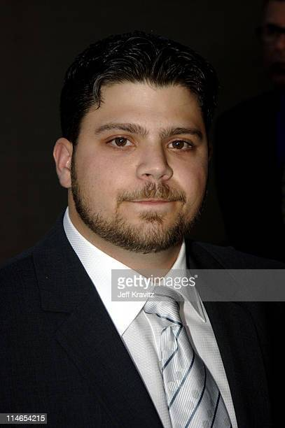 """Jerry Ferrara during """"Entourage"""" Season Two Los Angeles Premiere - Arrivals at El Capitan Theater in Hollywood, California, United States."""