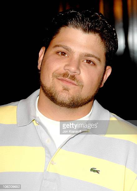 Jerry Ferrara during Shot In the Dark Los Angeles Premiere Arrivals at Director's Guild of America in Los Angeles California United States