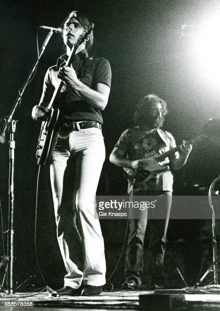 Jerry Garcia Bob Weir Grateful Dead De Doelen Rotterdam Holland