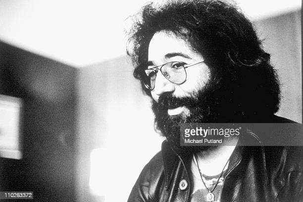 Jerry Garcia of The Greatful Dead London 4th April 1972