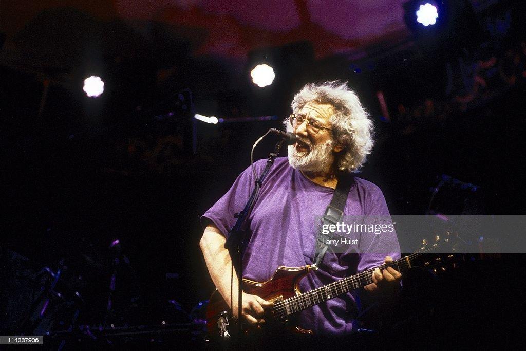 Grateful Dead Live : News Photo