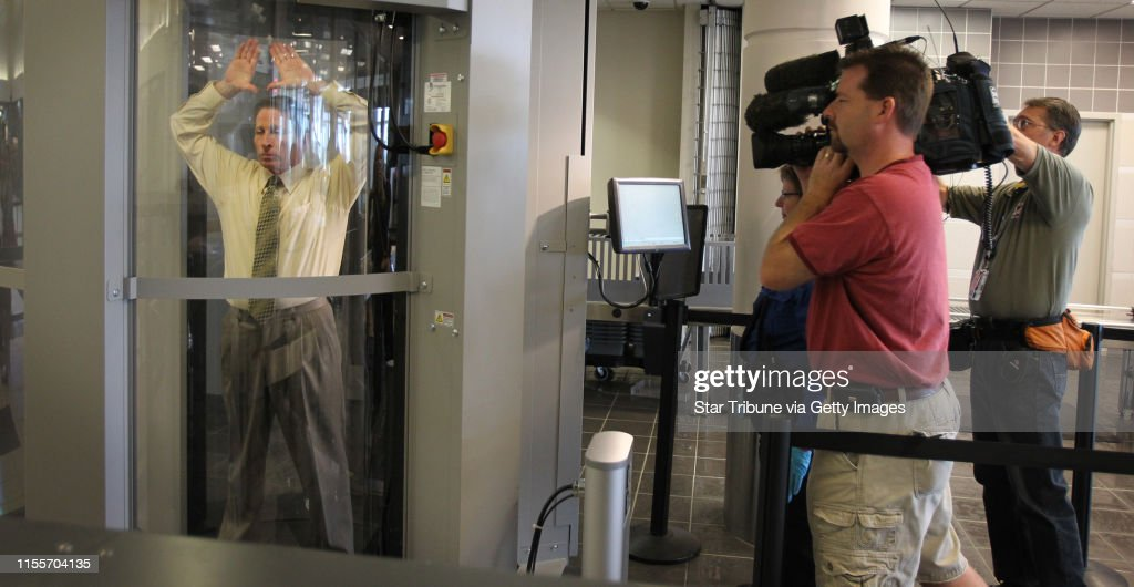 Jerry Holt A Jgholt Startribune Com Bloomington Mn 09 22 10 Tsa To News Photo Getty Images