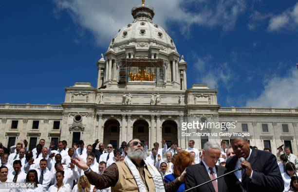 Jerry Holt • jgholt@startribunecom St Paul MN It's the 60th Annual National Day of Prayer and legislators and regular folks will be at the capitol...