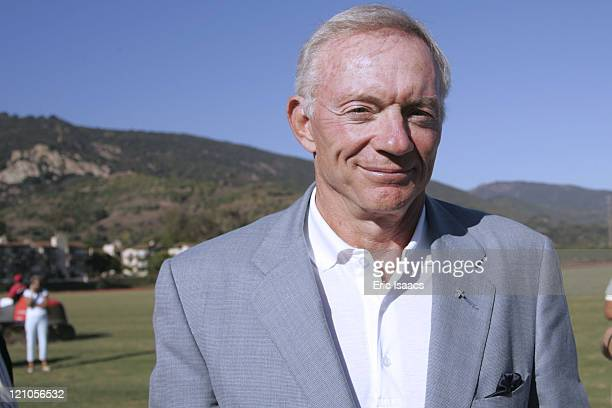 Jerry Jones owner of the Dallas Cowboys Football Team