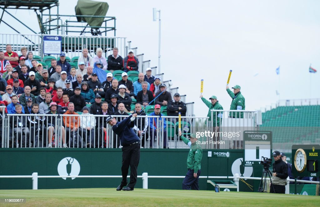 140th Open Championship - Day One