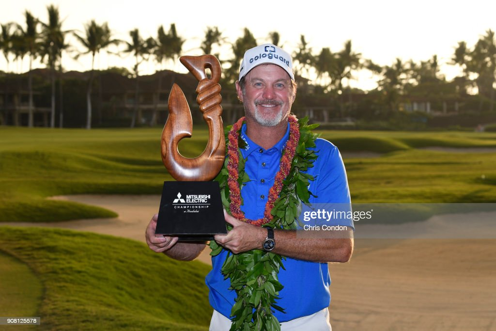Mitsubishi Electric Championship at Hualalai - Final Round