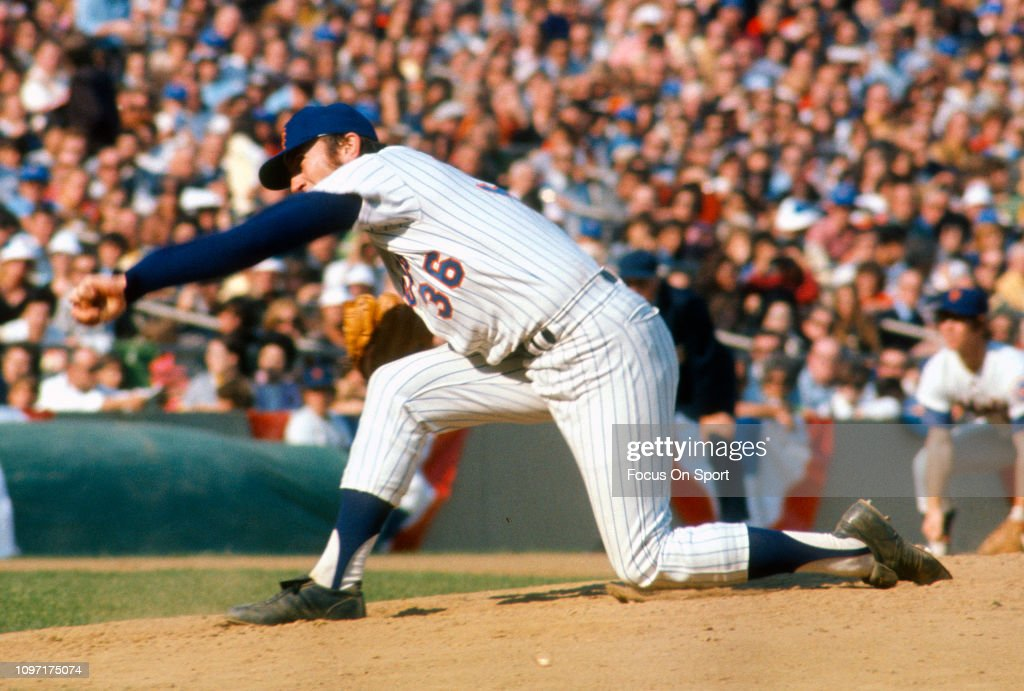 1969 World Series Game 5 - Baltimore Orioles v New York Mets : News Photo