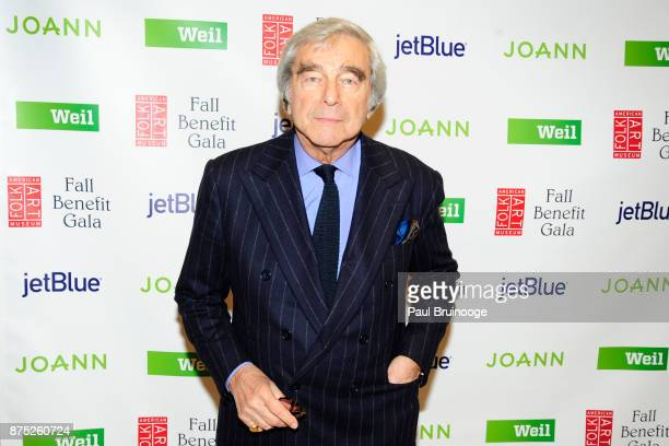 Jerry Lauren attends the American Folk Art Museum Annual Gala at JW Marriott Essex House on November 16 2017 in New York City