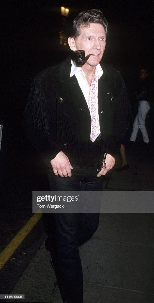 Jerry Lee Lewis Sighting - November 1, 1989