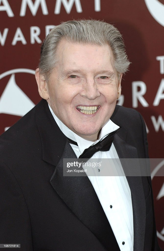 Jerry Lee Lewis, recipient of the Recording Academy Lifetime Achievement Award