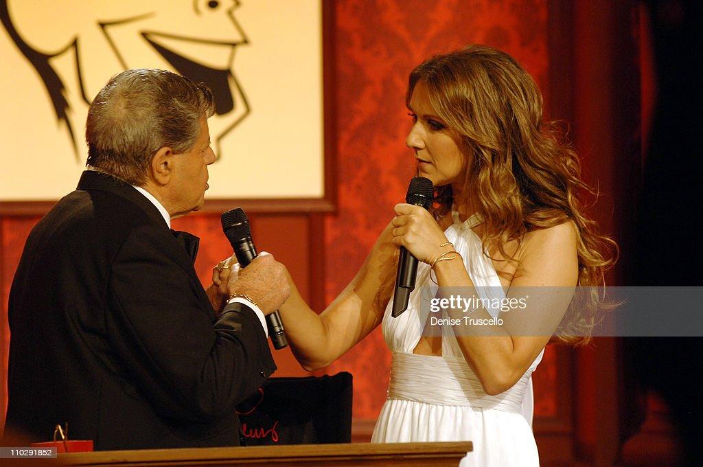 2006 Jerry Lewis MDA Telethon - Day 1 : News Photo