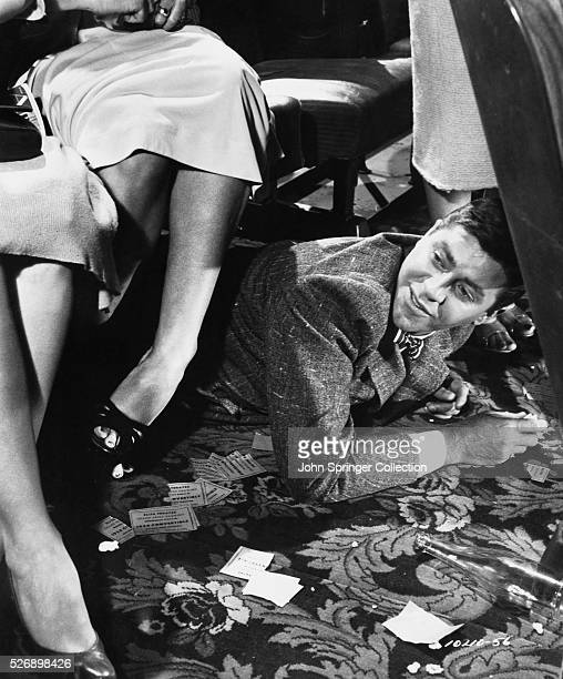 Jerry Lewis as Malcolm Smith in the 1956 comedy Hollywood or Bust