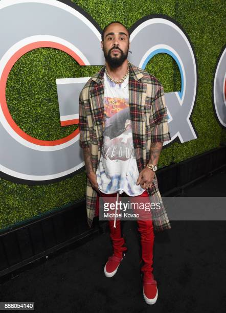 Jerry Lorenzo attends the 2017 GQ Men of the Year party at Chateau Marmont on December 7 2017 in Los Angeles California