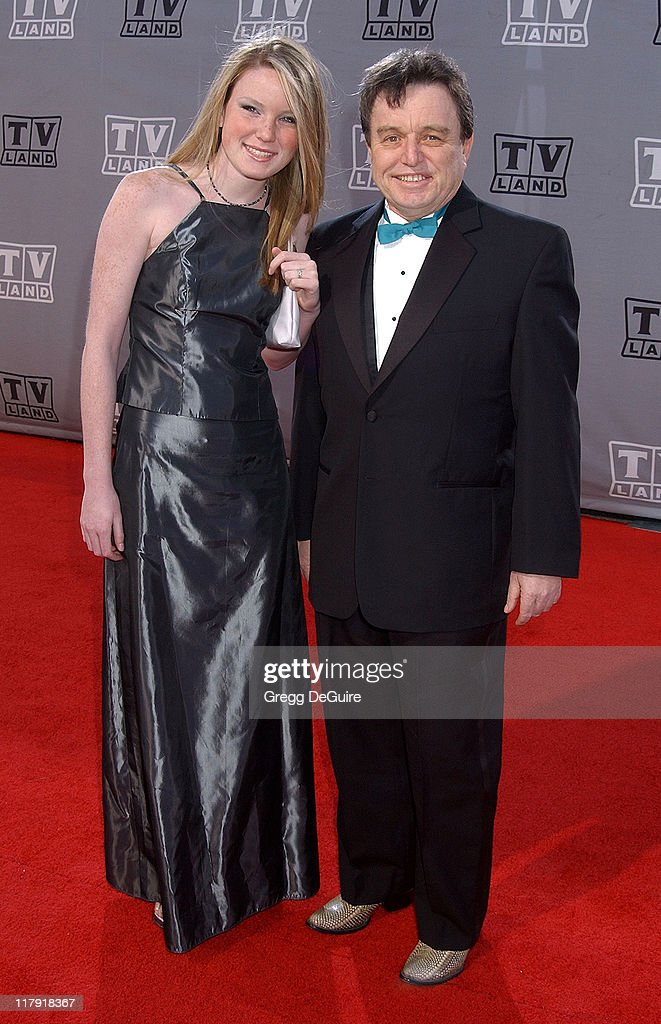 Jerry Mathers and daughter Gretchen during TV Land Awards: A