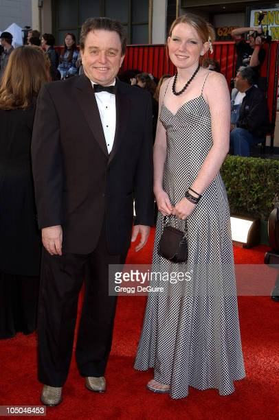 Jerry Mathers Daughter Gretchen during ABC's 50th Anniversary Celebration at The Pantages Theater in Hollywood California United States