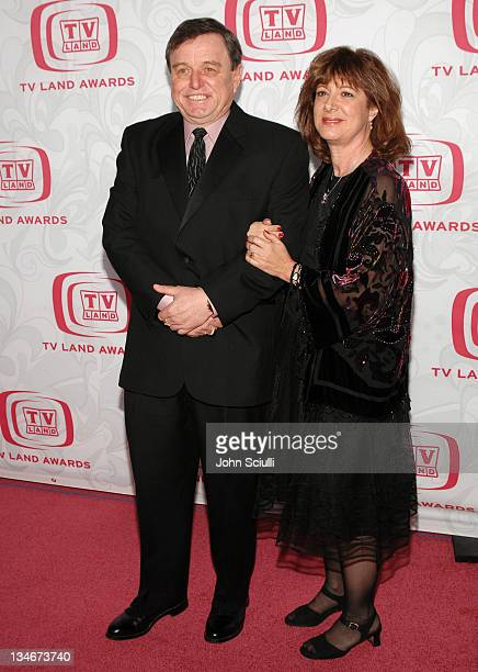 Jerry Mathers during 5th Annual TV Land Awards Arrivals at Barker Hanger in Santa Monica CA United States