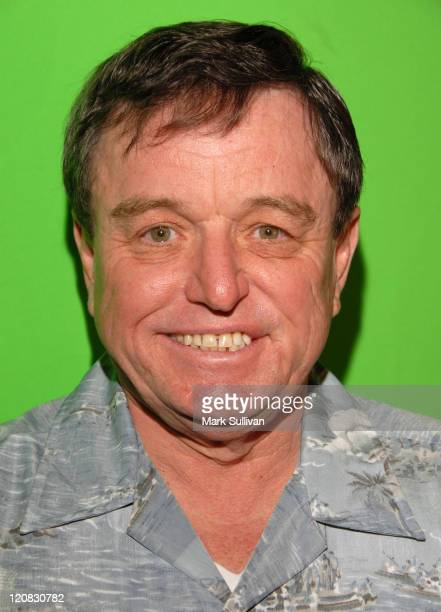 Jerry Mathers during Backstage Creations at the 5th Annual TV Land Awards at Barker Hangar in Santa Monica California United States