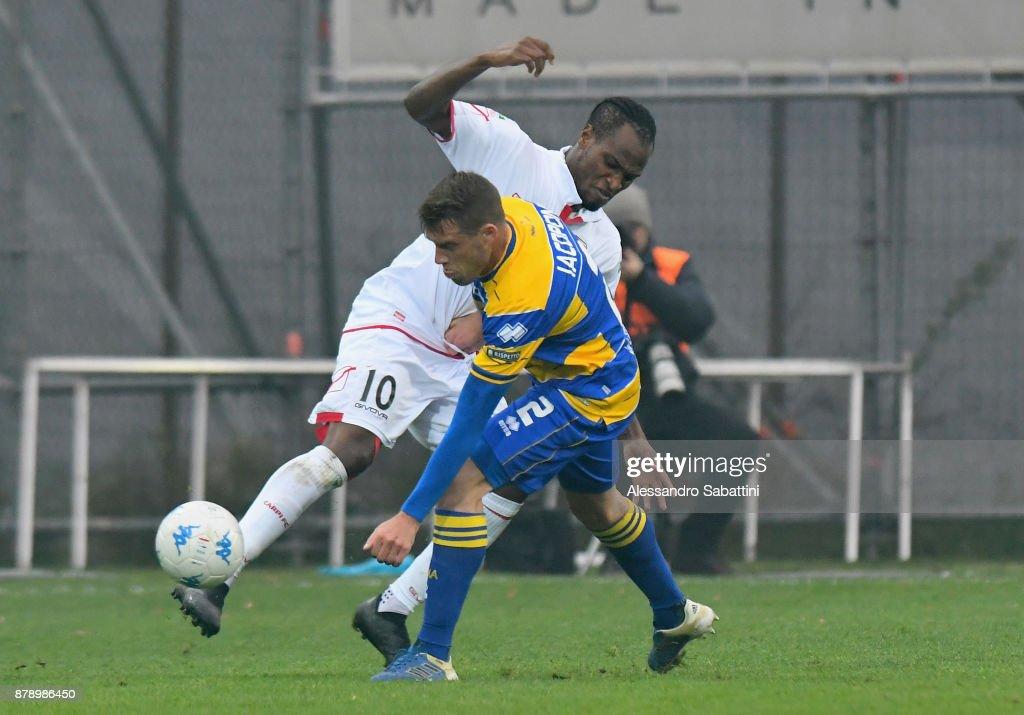 Carpi FC v Parma Calcio - Serie B : News Photo