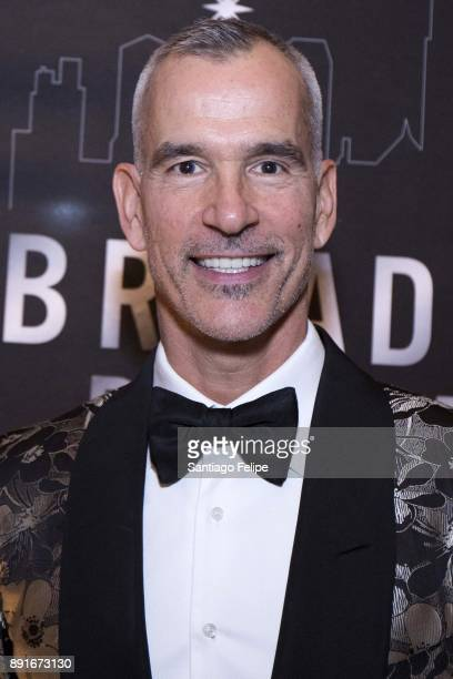 Jerry Mitchell attends the 10th Annual Broadway Dreams Supper at The Plaza Hotel on December 12 2017 in New York City