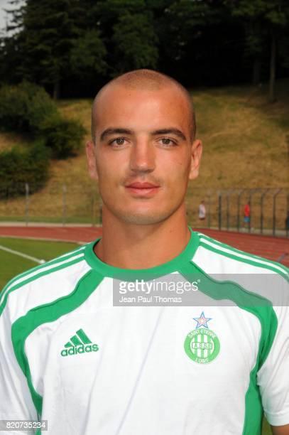 Jerry MOULIN Saint Etienne / Clermont Match amical Le Puy En Velay