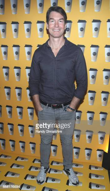 Jerry O'Connell attends The Game Awards After Party presented by McDonald's at Microsoft Theater on December 7 2017 in Los Angeles California