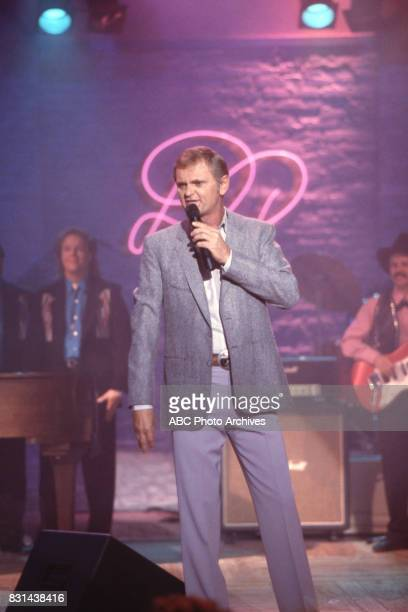 Jerry Reed on 'Dolly' in 1987