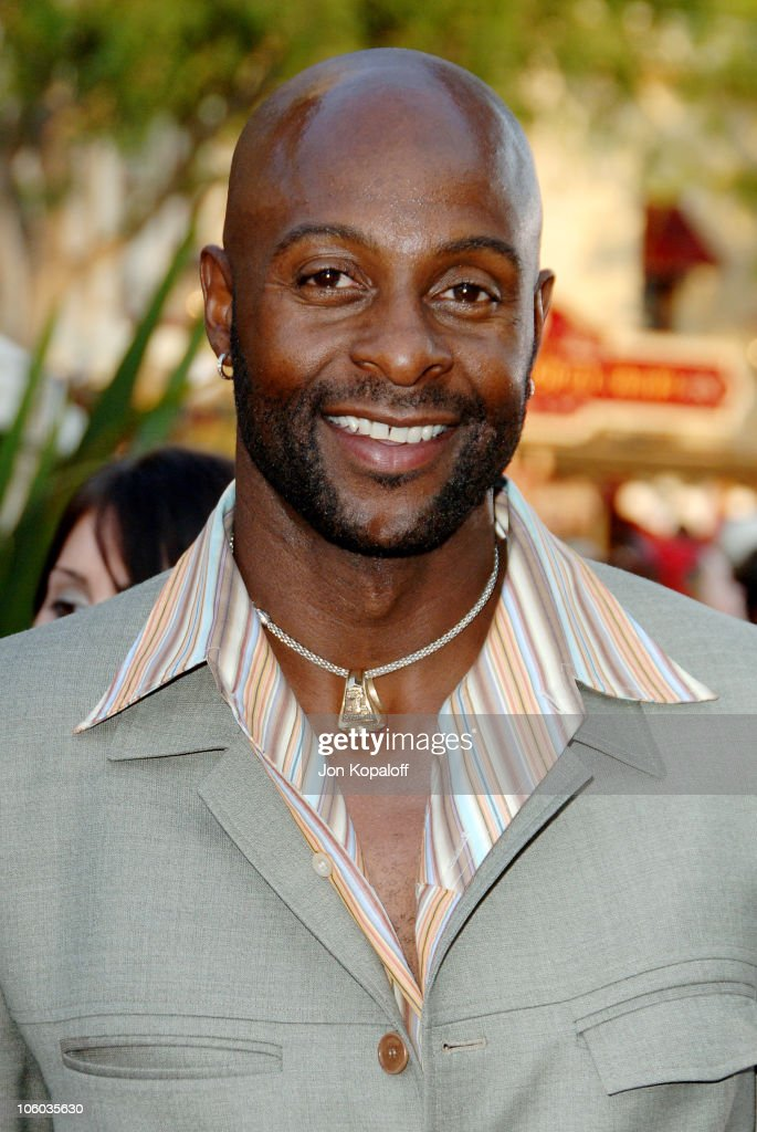 Jerry Rice during 'Pirates of the Caribbean: Dead Man's Chest' Los Angeles Premiere - Arrivals at Disneyland/Main Street in Anaheim, California, United States.
