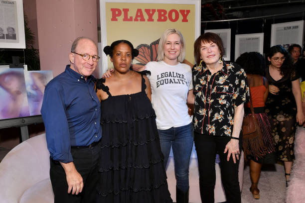 NY: The Art of Sexuality Event at Playboy Playhouse