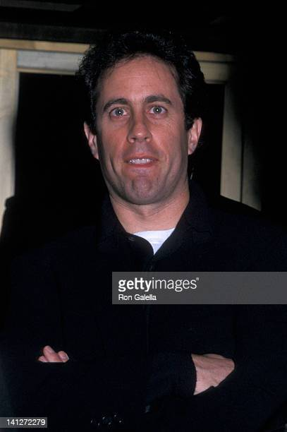 Jerry Seinfeld at the Premiere of 'What Planet Are You From?', Ziegfeld Theater, New York City.