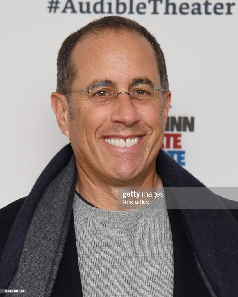 """""""Colin Quinn: Red State Blue State"""" Opening Night : News Photo"""
