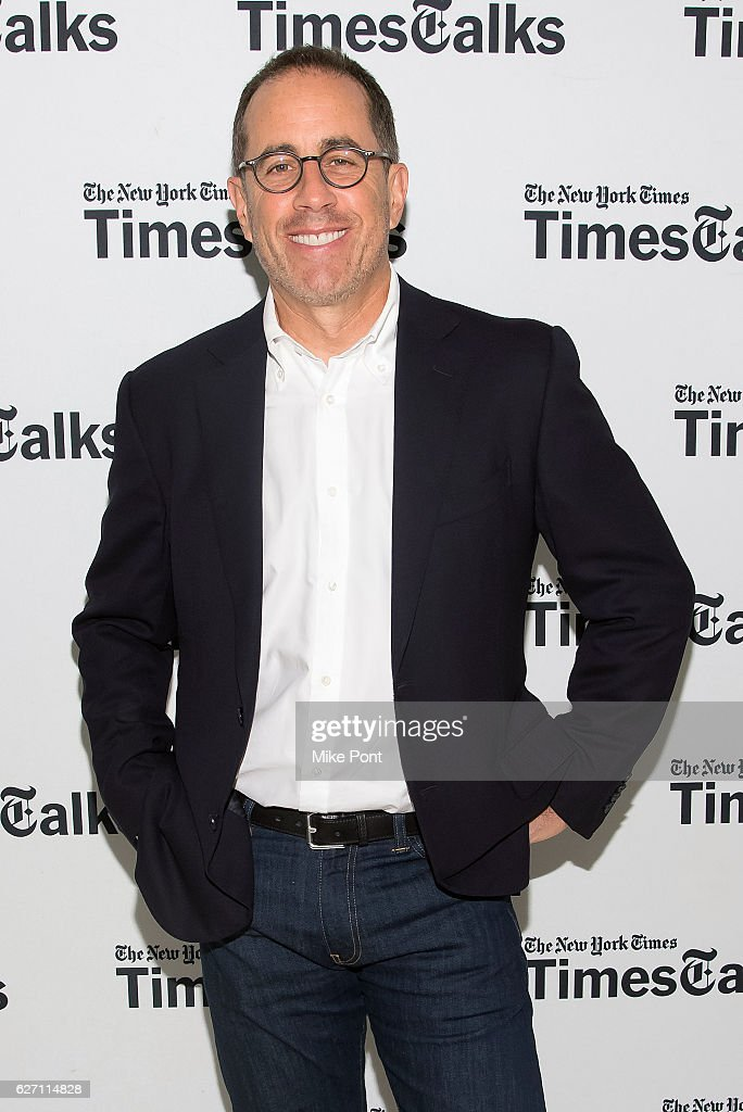 TimesTalks Presents Jerry Seinfeld & Colin Quinn