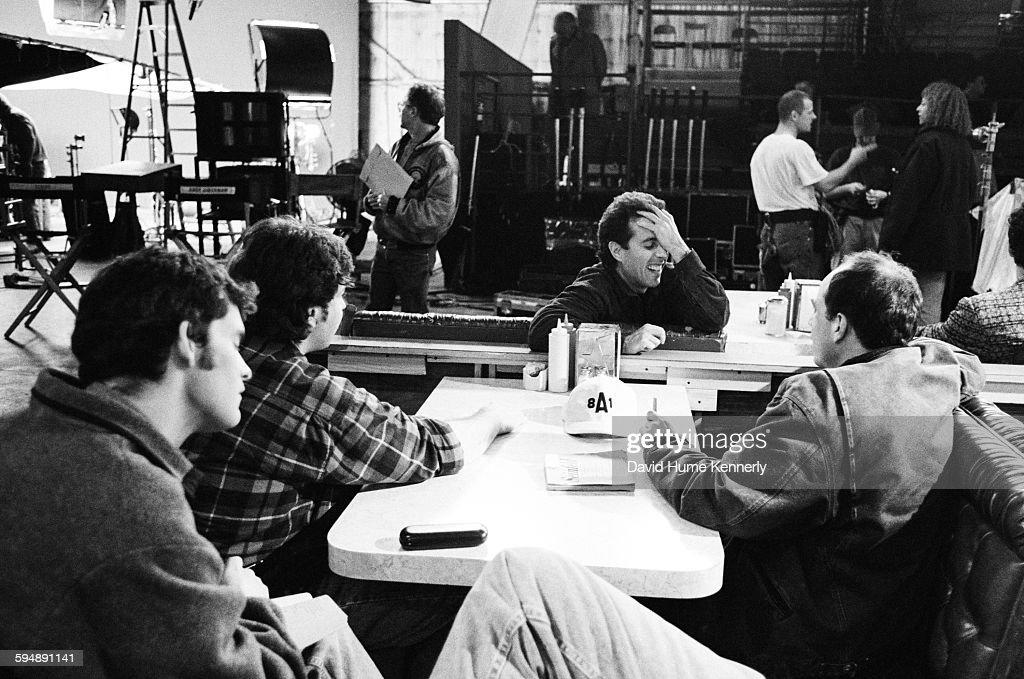 Last Days of Seinfeld : News Photo