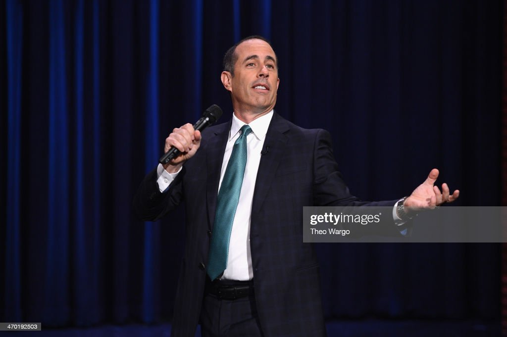 "Kristen Wiig & Jerry Seinfeld Visit ""The Tonight Show Starring Jimmy Fallon"""