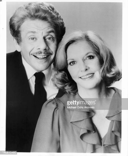Jerry Stiller and Anne Meara, circa 1985.
