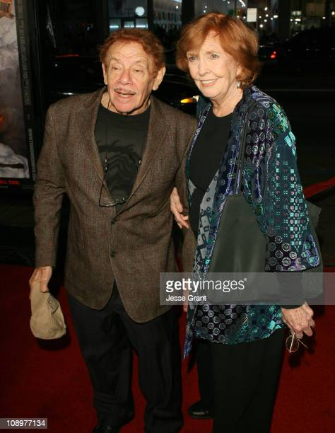"""Jerry Stiller and Anne Meara during """"Tenacious D: In the Pick of Destiny"""" Los Angeles Premiere - Arrivals at Grauman's Chinese Theater in Hollywood,..."""