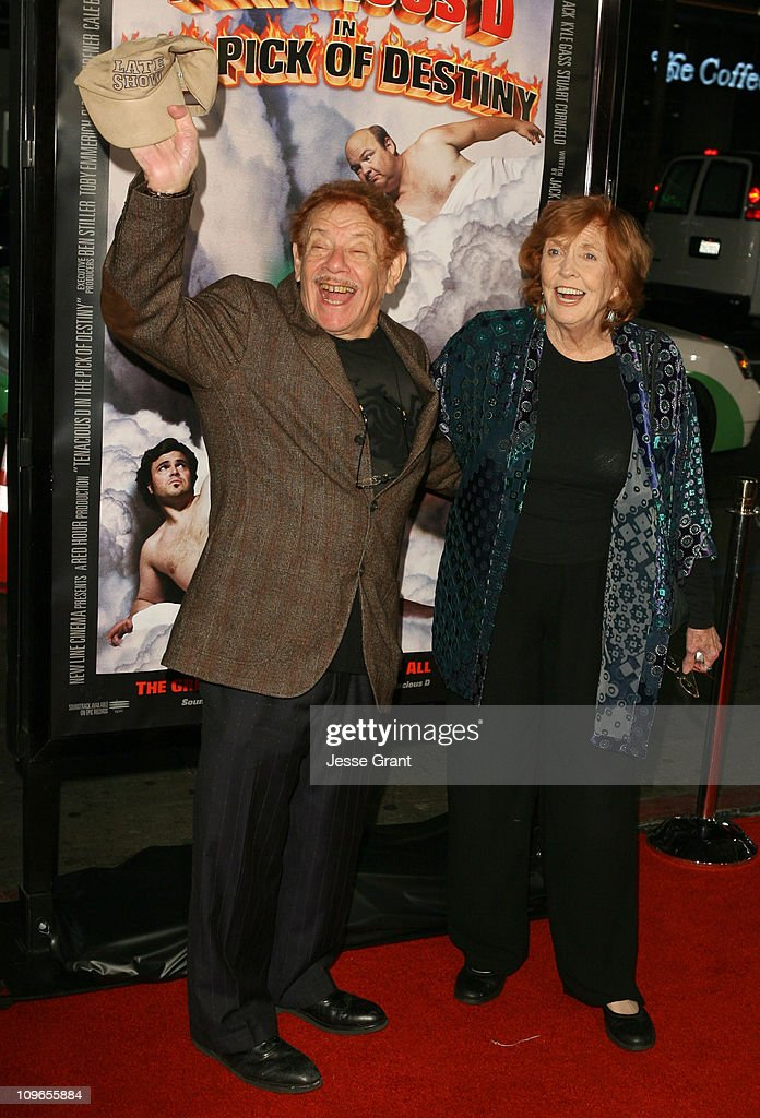 Jerry Stiller and Anne Meara during 'Tenacious